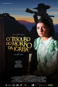 """ O TESOURO DO MORRO DA IGREJA"""