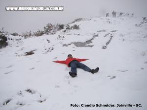Claudio Schneider de Joinville, SC.